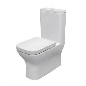 Sanitario una pieza con asiento Soft Close y mecanismo de Urban C Noken Porcelanosa 100179903