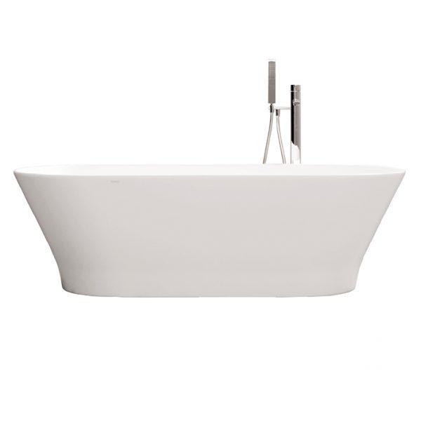 Bañera Slim 165x75 Blanco krion