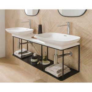 Lavabo Pure On Top 60x40 Krion