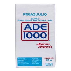 Pegazulejo Blanco 20kg ADE1000